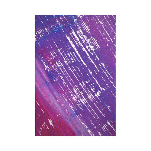 Garden Flag : Purple cave edition Garden Flag 12''x18''(Without Flagpole)