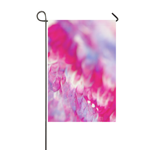 Flag / Pink dragon stylish art Garden Flag 12''x18''(Without Flagpole)