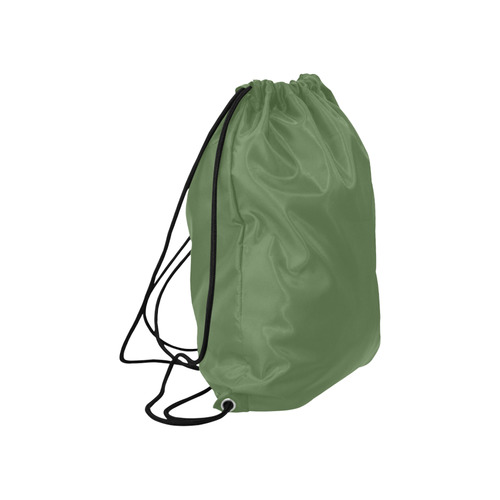 "Kale Large Drawstring Bag Model 1604 (Twin Sides)  16.5""(W) * 19.3""(H)"