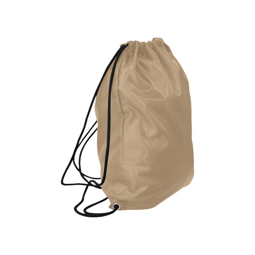 "Iced Coffee Large Drawstring Bag Model 1604 (Twin Sides)  16.5""(W) * 19.3""(H)"