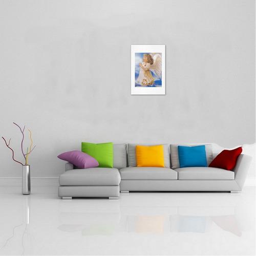 GOLDEN GIRL ANGEL Art Print 13''x19''