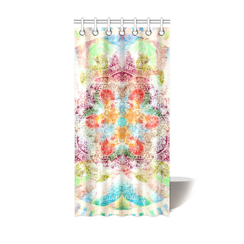 "dentelle 2-2 Shower Curtain 36""x72"""