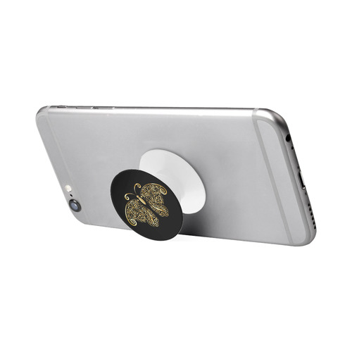 Golden Butterfly Air Smart Phone Holder