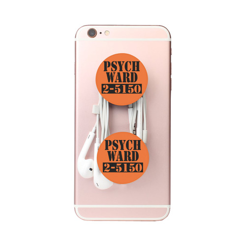 Halloween Costume Psych Ward Air Smart Phone Holder