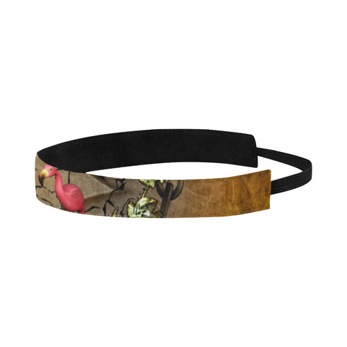 Wonderful tropical design Sports Headband