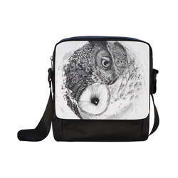 OWL Crossbody Nylon Bags (Model 1633) 65cc29ebac958