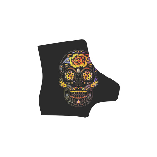 Skull_20170301_by_JAMColors Martin Boots For Women Model 1203H