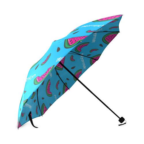 Watermelon Slices Foldable Umbrella