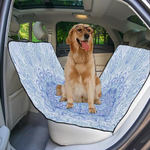 mandala1- 5 Pet Car Seat 55''x58''