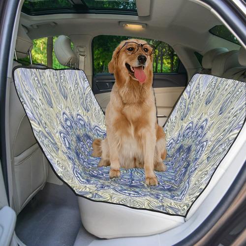 mandala1-2 Pet Car Seat 55''x58''