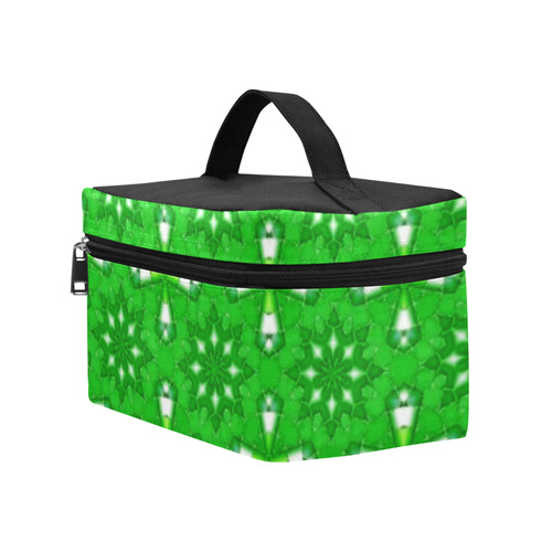 Green Star Lunch Bag/Large (Model 1658)