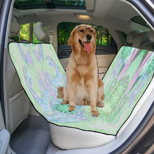 bleu 4 Pet Car Seat 55''x58''