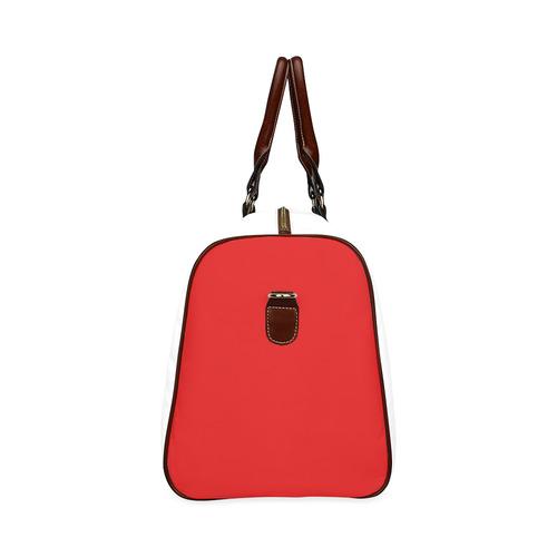 ... Katzenengel Waterproof Travel Bag Small (Model 1639) 6d74d3e6f9fcb