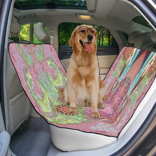 bleu 5 Pet Car Seat 55''x58''