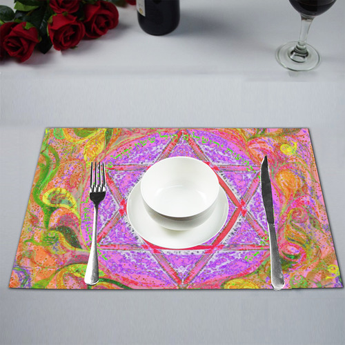 1416 Placemat 12'' x 18'' (Six Pieces)