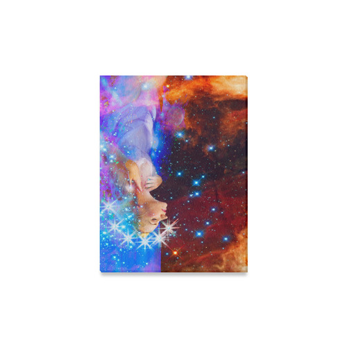 "Ophelia Canvas Print 16""x12"""