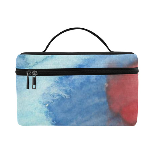 Flowers of Another Kind Cosmetic Bag/Large (Model 1658)