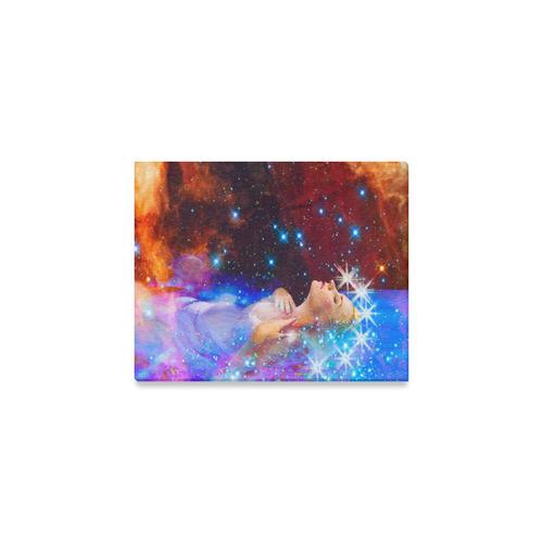 "Ophelia Canvas Print 10""x8"""