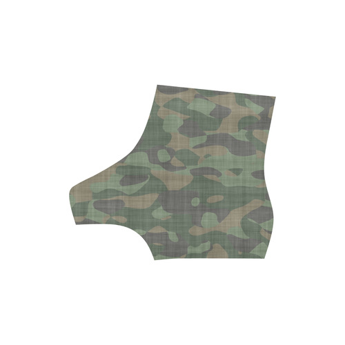 camo 3 2 High Grade PU Leather Martin Boots For Men Model 402H