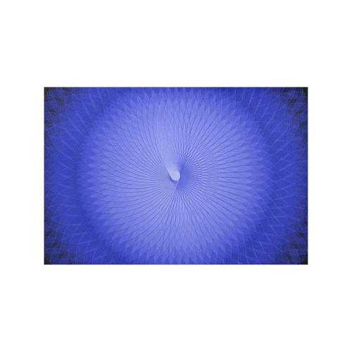 Blue Plafond Placemat 12''x18''