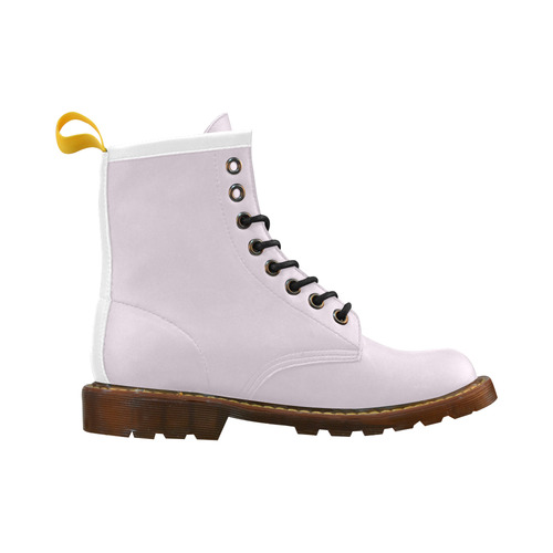 Orchid Ice High Grade PU Leather Martin Boots For Women Model 402H