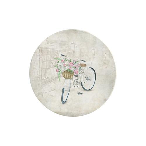 Vintage bicycle with roses basket Air Smart Phone Holder