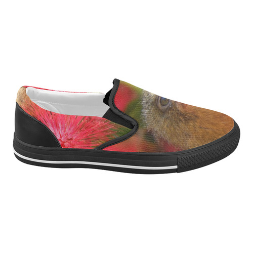 Mico Kicks Women's Slip-on Canvas Shoes (Model 019)