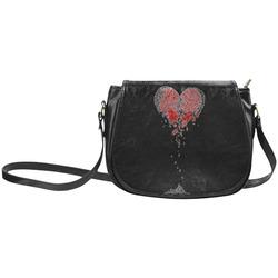 HEARTBROKEN Classic Saddle Bag Small (Model 1648) a9705d1b53d36
