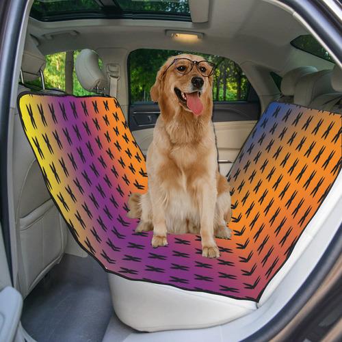 Summer Butterflies Pet Car Seat 55''x58''