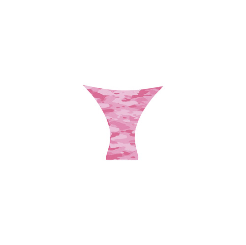 Pink Camo Custom Bikini Swimsuit (Model S01)