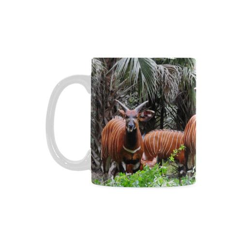 Bongo Mug White Mug(11OZ)