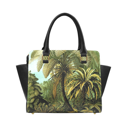 Natures Jungle Classic Shoulder Handbag (Model 1653)