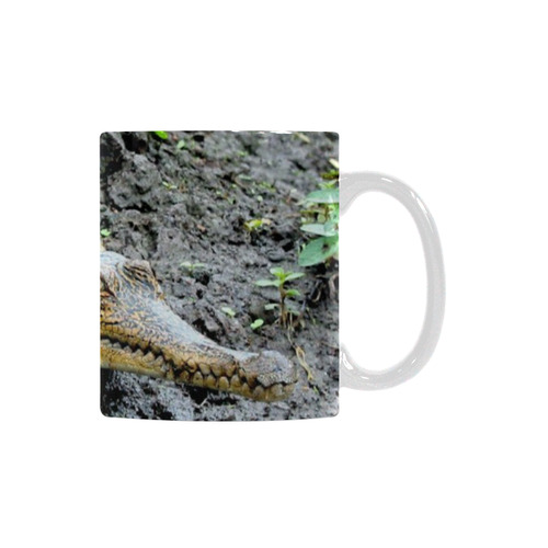 Slender Snout Mug White Mug(11OZ)