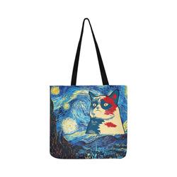 Reusable Shopping Bag Model 1660 (Two sides)