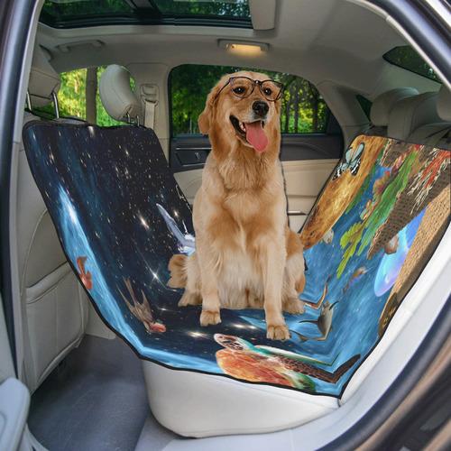 collage_heaven and Earth_ gloria sanchez1 Pet Car Seat 55''x58''