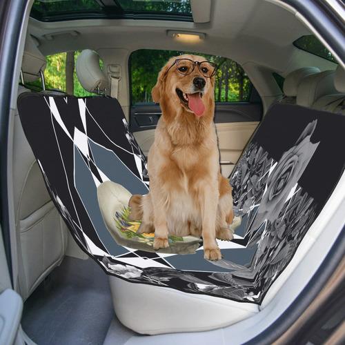 collage_ Growing _ Gloria Saanchez Pet Car Seat 55''x58''