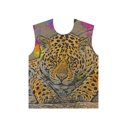 Leopard 20160902_by_JAMColors All Over Print T-Shirt for Men (USA Size) (Model T40)