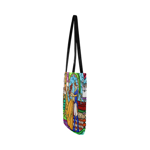 Tale As Old As Time Reusable Shopping Bag Model 1660 (Two sides)