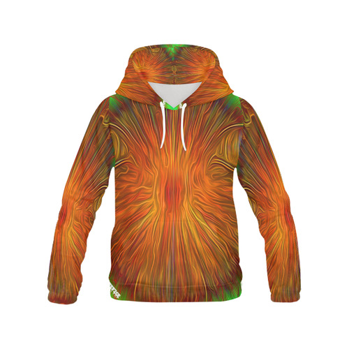 sd wurshd All Over Print Hoodie for Men (USA Size) (Model H13)