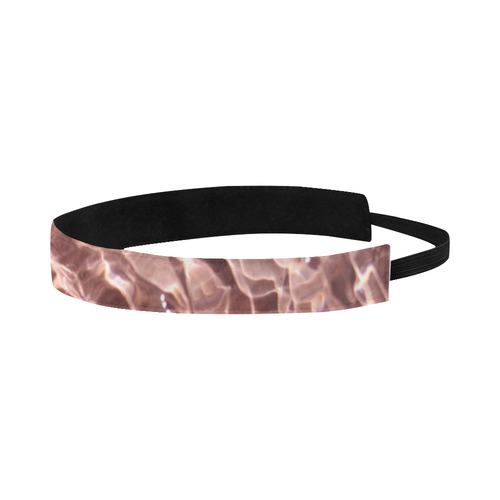 blush dip Sports Headband