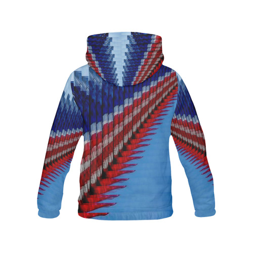 PROUD 2B All Over Print Hoodie for Men (USA Size) (Model H13)