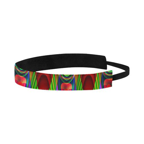 2D Wave #1B - Jera Nour Sports Headband