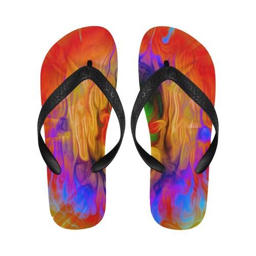 sd ikee Flip Flops for Men/Women (Model 040)