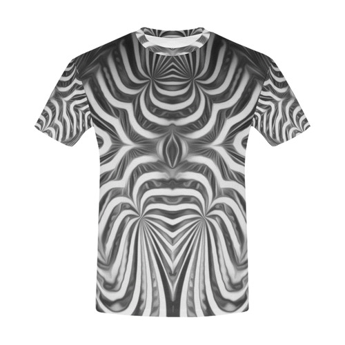 sd swbw All Over Print T-Shirt for Men (USA Size) (Model T40)