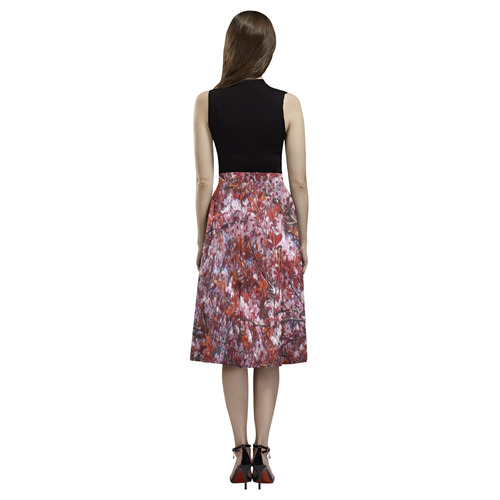 Spring in Vienna 6 by FeelGood Aoede Crepe Skirt (Model D16)