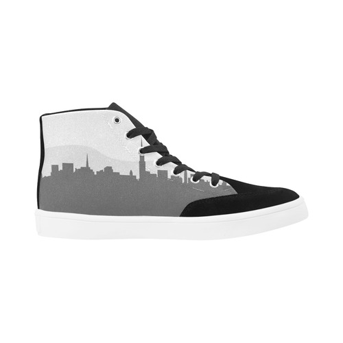 Designers shoes : Old vintage town III Herdsman High Top Shoes for Men (Model 038)