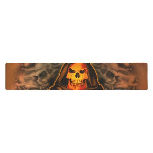 The skulls Table Runner 14x72 inch