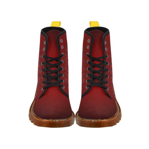 Canada Boots Red Maple Leaf Men's Boots Martin Boots For Men Model 1203H