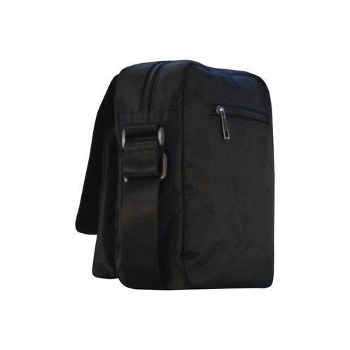 The Seething Hates Nitwits Crossbody Nylon Bags (Model 1633)