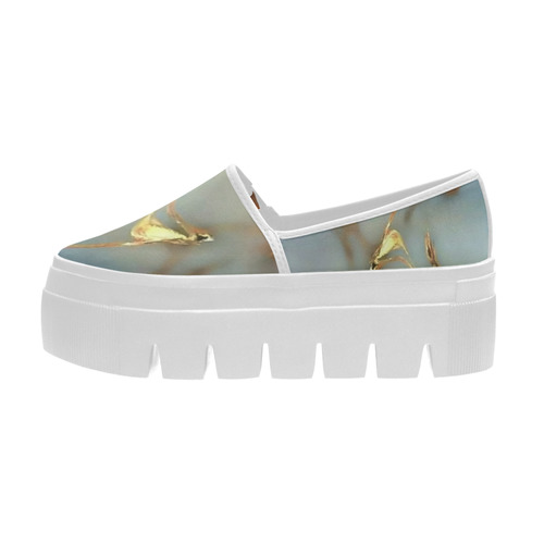 Hidden treasures-Annabellerockz-shoes Selene Deep Mouth Women Shoes (Model 311)